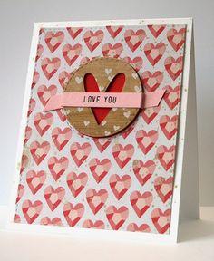 February 2015 Card Kit Inspiration by Sarah Moerman