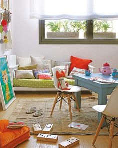 mommo design: 8 PLAYROOMS