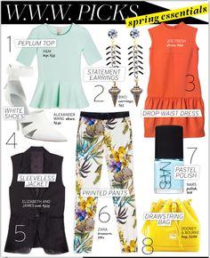 Dillen II Drawstring via WhoWhatWear's Spring Essential Picks @ http://www.whowhatwear.com/website/full-article/www-picks-spring-essentials-6352/