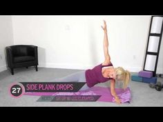 Pilates Workout For Beginners What a great workout youtube site.