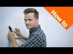 Cómo regrout Una ducha | Teja regrout | La eliminación de la lechada