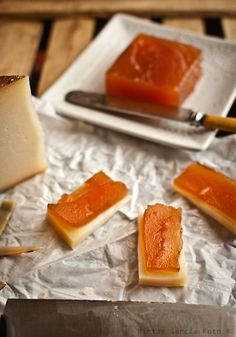 apple paste with manchego cheese- maybe this would make manchego not nasty- or would be good on the hard CA cheese I got this weekend- or the wasatch creamery one-mmm