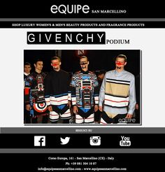EQUIPE San Marcellino  Newsletter 21 Marzo 2014 GIVENCHY PODIUM