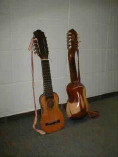 Charango - Peruvian mandolin. ♫ CLICK through to hear how it sounds! ♫