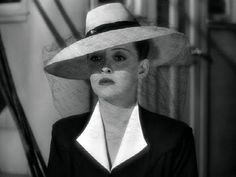 Bettie Davis - Now, Voyager. This movie is everything!!