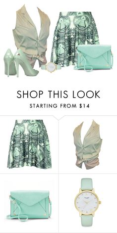"""Untitled #6928"" by tailichuns ❤ liked on Polyvore featuring Brunello Cucinelli, Apt. 9, Kate Spade and Dorothy Perkins"