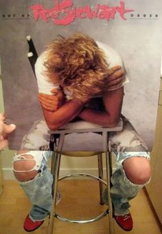 #ForcedPerspective #Photography Vinyl Cover, Cover Art, Rod Stewart Faces, Forced Perspective Photography, Cool Album Covers, Vinyl Art, Optical Illusions, Art Images, Vinyl Records