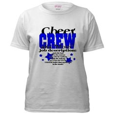 cheer mom tee...GETTING THIS!!!