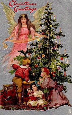 Image result for Angel pictures - Christmas tree