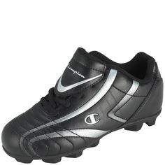 Rock the soccer or baseball field in these durable cleats!