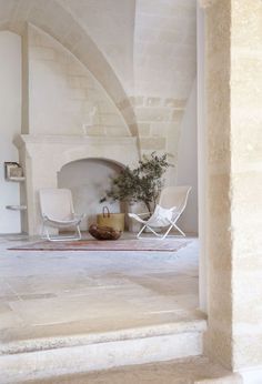decordemon: An 18th-century vineyard masseria in Puglia, Italy
