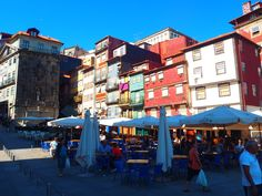 Porto, Old Town.