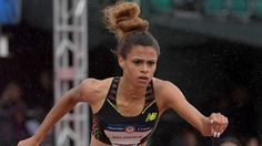 Sydney McLaughlin will be the youngest to compete for the U.S. Olympic track team since 1972.
