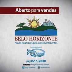 Colonizadora Sinop - Jardim Belo Horizonte