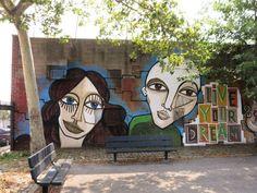 Alice Mizrachi street art