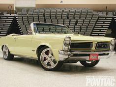 1965 Pontiac GTO My College Muscle Car