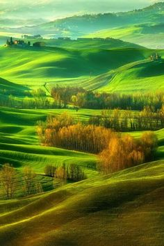 Val d'Orcia, Tuscany, Italy! Would love to bike through Tuscany! Places To Travel, Places To See, Travel Destinations, Places Around The World, Around The Worlds, Wonderful Places, Beautiful Places, Landscape Photography, Nature Photography