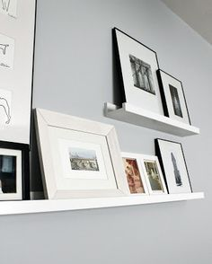 AM Dolce Vita, Home Office Wall Gallery Frames