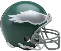 855cb37ffa6 Riddell Philadelphia Eagles VSR4 74-95 Throw Back Mini Football Helmet  #FootballHelmet #sportsmemorabilia