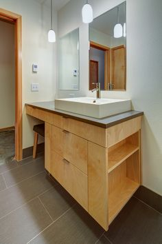 Bathroom Remodel in Portland Pearl District by Hammer & Hand