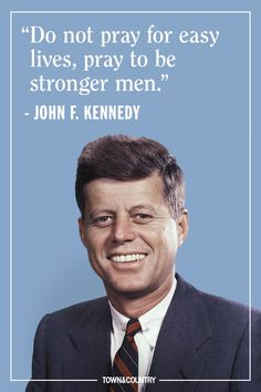These inspirational quotes by John F. Kennedy prove his wisdom is as legendary as his presidency. Jfk Quotes, Kennedy Quotes, Quotable Quotes, Wisdom Quotes, Einstein Quotes, Happiness Quotes, Lyric Quotes, Lyrics, John F Kennedy