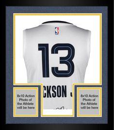 Framed Jaren Jackson Jr Memphis Grizzlies Signed Fanatics White Fastbreak  Jersey  sportsmemorabilia  autograph  basketballjersey 7f59cb50f