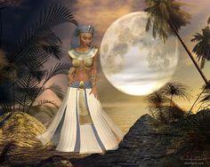 Egypt Fantasy by ~LadyLendela on deviantART