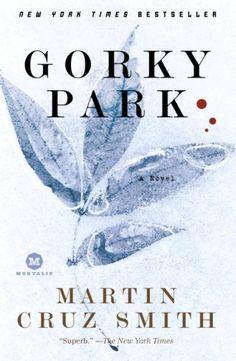 Gorky Park, by Martin Cruz Smith.