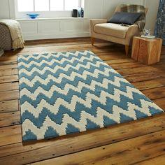 Hong Kong Hk 867 Beige Blue Image 1 Funky Rugs Home Carpet