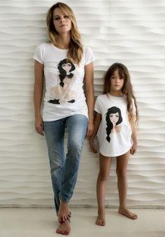 Mom & Son T-shirt - BUY IT NOW ON www.dezzy.it!