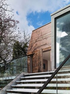 Chiquet Flood House by Ben Adams Architects