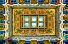 Library of Congress Ceiling, 1974, 1997