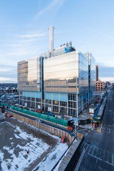 Renzo Piano's Columbia University Science Center to Open Next Year