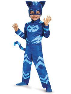 PJ Masks Catboy Classic Costume Toddler