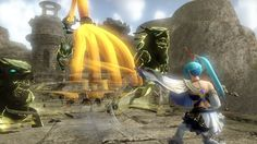 Zelda Hyrule Warriors : Lana is a new playable character - Official screenshot (June Zelda Wii, New Zelda, Zelda Hyrule Warriors, Dynasty Warriors, Manga Games, Wii U, Legend Of Zelda, Vocaloid, Game Art