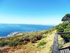 Coastal views on Signal Hill #coast #CapeTown #beach