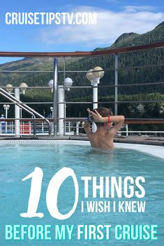 Ah, your first cruise! It's planned, paid for (maybe), and Almost time to pack! Here are 6 cruise tips I WISH I knew before my cruise, (and 4 from my husband). Cruise Excursions, Cruise Port, Shore Excursions, Cruise Packing Tips, Cruise Travel, Cruise Vacation, Day Spa Specials, Best Cruise Ships, How To Book A Cruise