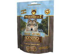 Wolfsblut Cold River Cracker Hundekekse mit Forelle & Süßkartoffel