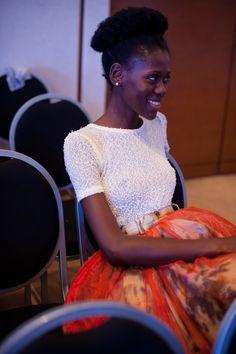 Christie Brown - Ghanaian designer