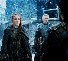 Jon Snow - Sansa Stark - GoT 6