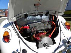 Rebirth Auto VW electric car conversion kitRebirth Auto