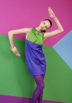 COLOR PROJECT FALL 2011 | DORI TOMCSANYI | NOT JUST A LABEL