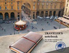 The Midori Traveler's Notebook, by Midori