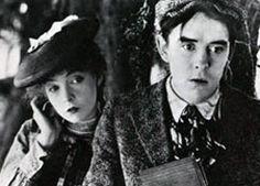 Lillian Gish and Robert Harron in classic silent film True Heart Susie (1919)