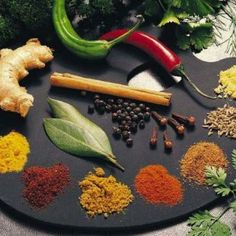 Did you know that you have a pretty effective pharmacy in your kitchen?  http://finestarganoil.co.uk/medicinal-spices/