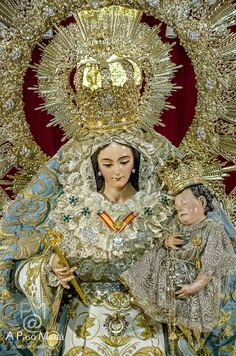 Besamanos Rosario de la Macarena 2.017