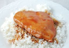 Slow Cooker EASY Orange Chicken - Key word EASY, and Tasty! www.getcrocked.com