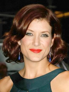 Kate Walsh | Kate Walsh Hairstyles | October 1, 2008 | DailyMakeover.com