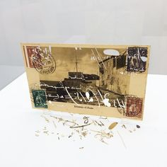 Carla Cabanas What remains of what it was ? Archived words series 2014 >  _____ #ParisPhotoFair #ParisPhoto2015 #ParisPhotoAgenda #PhotoFair #ContemporaryPhotography #photo #photography #photoweek #ArtInParis #art #contemporaryart #artcontemporain #modernart #artmoderne #artcollector #artmarket #artfair #artfairparis #painting #peinture #sculpture #installation #artweek #artweekparis #collectart #museum #gallery #musee #grandpalais #expo