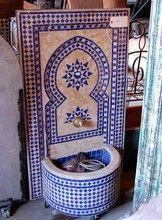 525-045---Mosaic Fountain 14